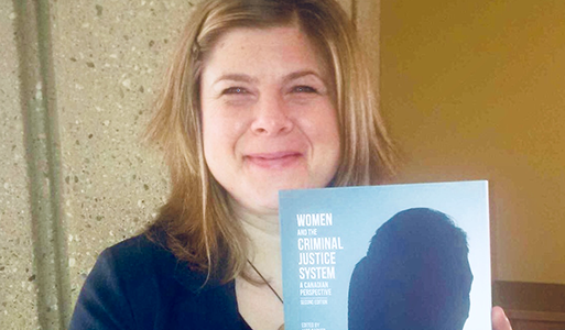 Women and the Criminal Justice System: a Canadian Perspective from Emond Publishing